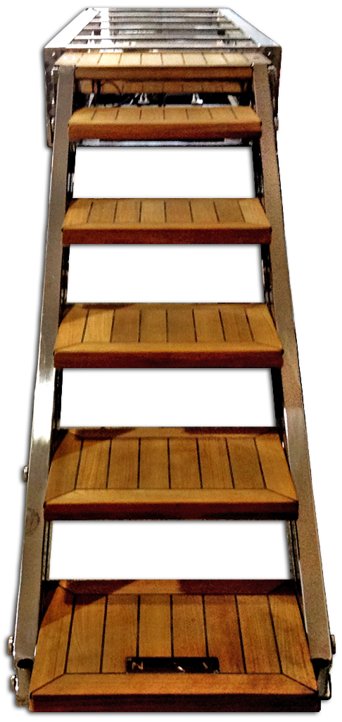 NV APOLLON SL2100 C - Multifunctional Ladder - Drawing