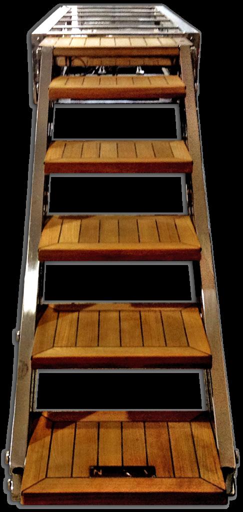 NV APOLLON SL2100 C - Multifunctional Ladder - Drawing
